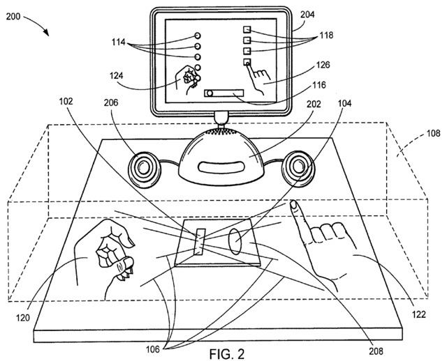 New Apple Patent Describes Kinect-Style Control System