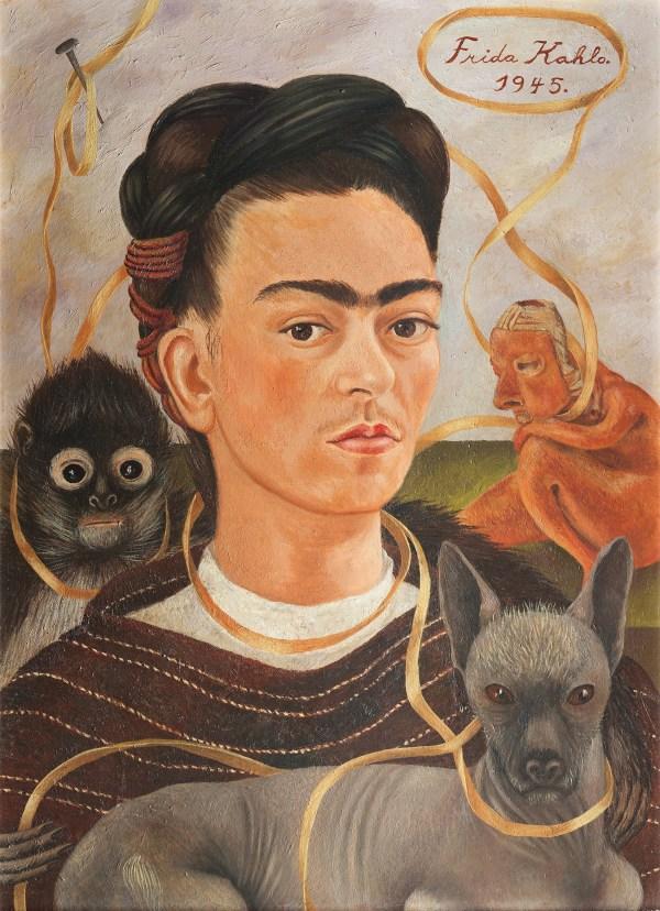 Frida Kahlo Dali - Salvador Museum