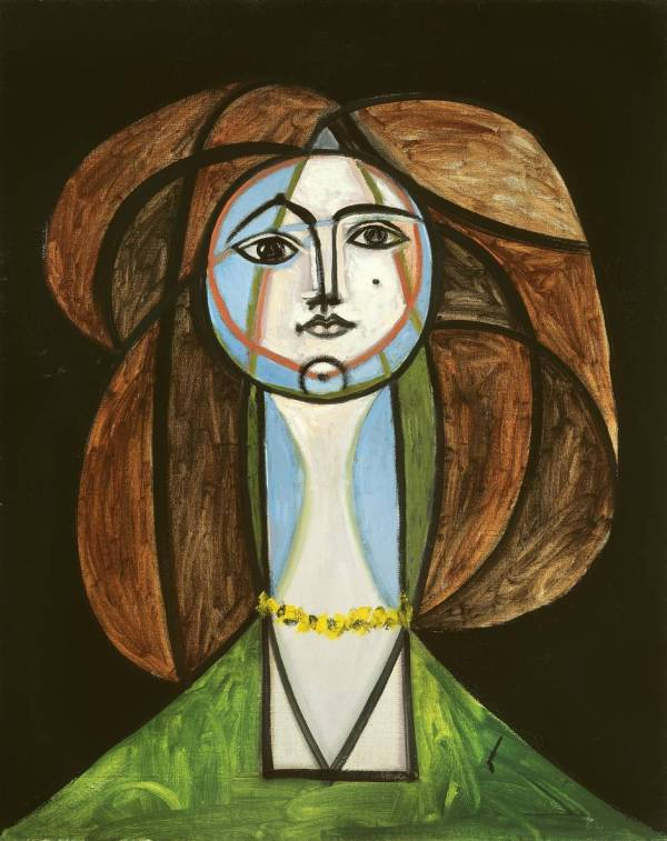 Vancouver Art Exhibit Highlights Picasso' Muses