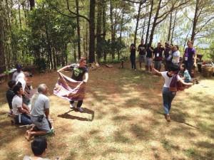 Kalinga Courtship Dance 3