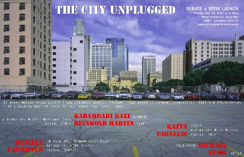 city unplugged