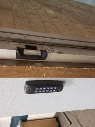 Installed access control systems