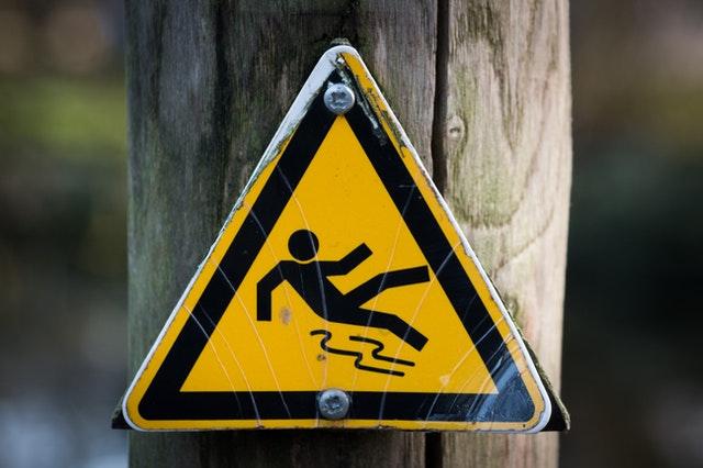 prevenção de quedas