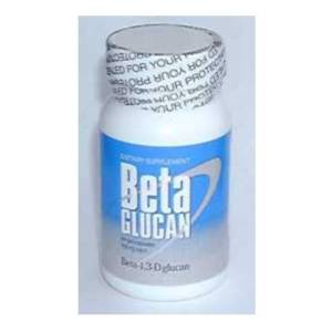 betaexpress beta glucan 100mg - Beta 1,3 - 1,6 Glucan - 1 bottle 60 Capsules (100 mg each)