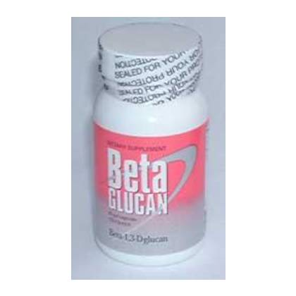 betaexpress beta glucan 500mg - Beta 1,3 - 1,6 Glucan - 1 bottle 60 Capsules (500 mg each)