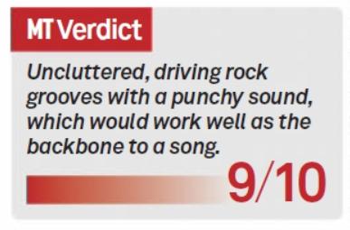 Drum Werks XXVII Hard Rock