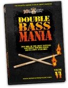 Double Bass Mania VI: Triplets of Doom Metal Drum Loops - Double Bass Mania VI