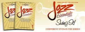 Jazz Drum Loops and Jazz Drum Tracks - Jazz Essentials Sample Series