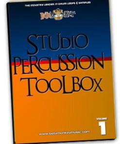 Studio-Percussion-Loops