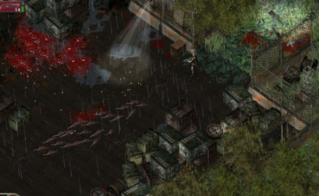 Zombie Shooter Blast The Undead Into A Bloody Mess With