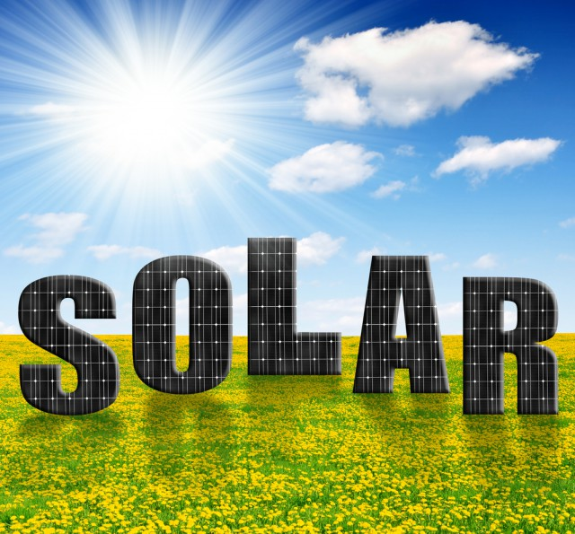 Amazon Building Huge Solar Farm To Power Web Services