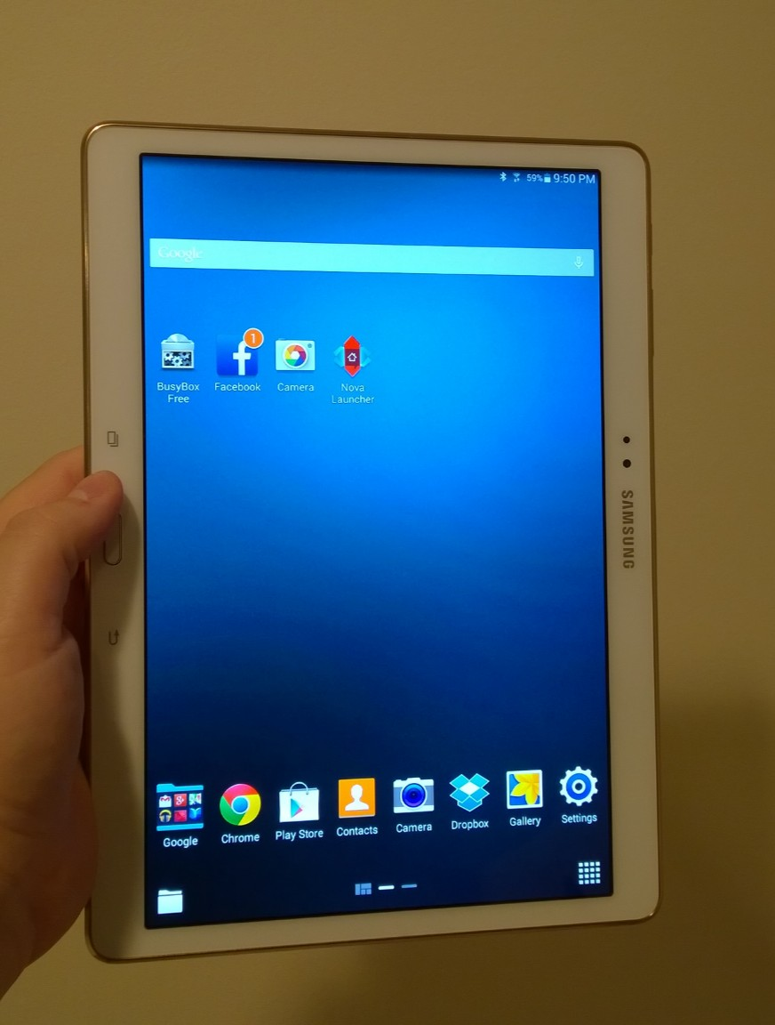 Samsung Galaxy Tab S 10.5 -- great tablet, but is it better than iPad Air? [Review]