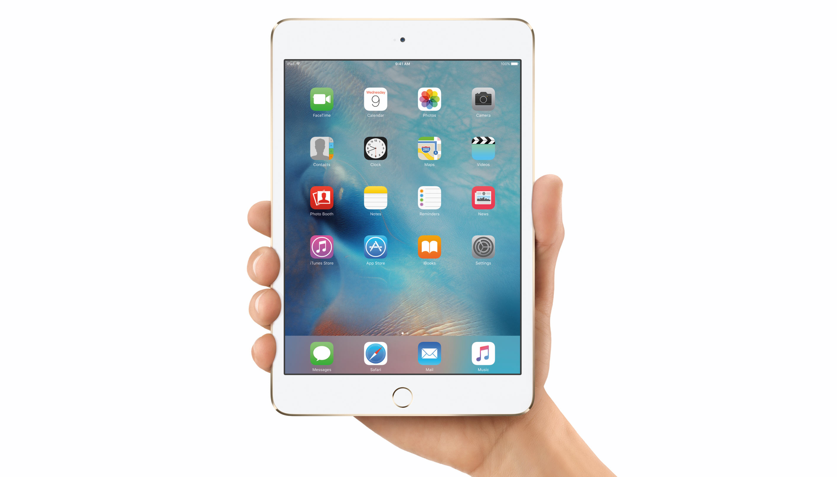 Oh Yes, There's A New Ipad Mini Too