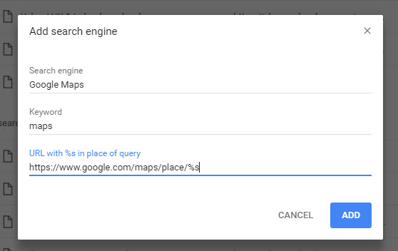 Google-Maps-search-engine