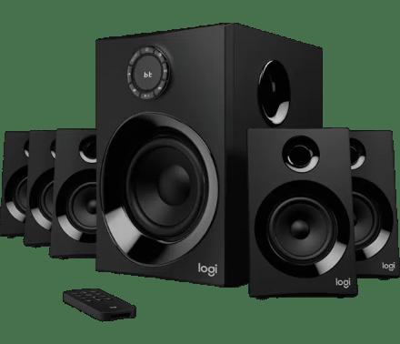 Logitech announces Z606 Surround Sound with Bluetooth