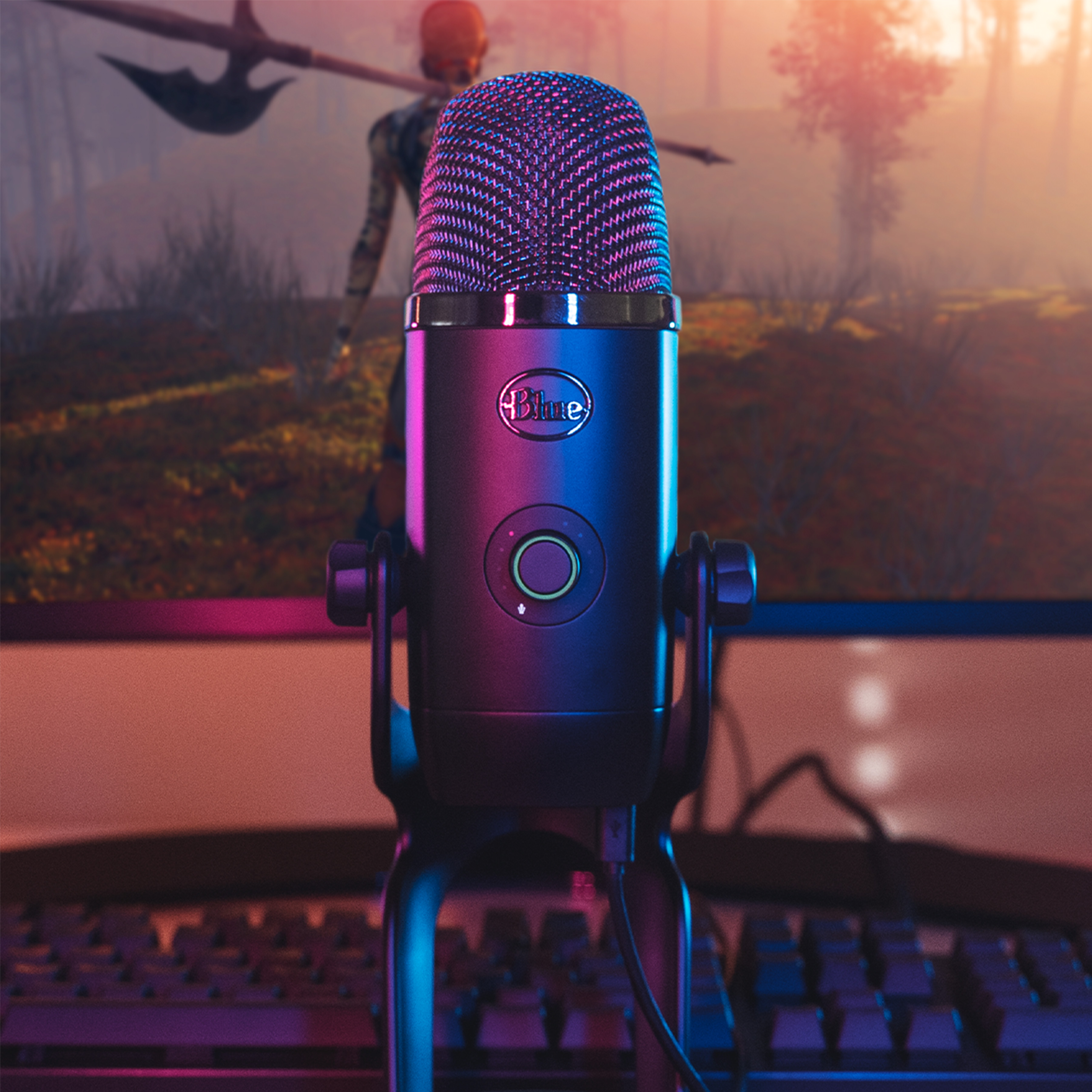 Blue Yeti X Is A Pro Usb Microphone For Vlogging Gaming