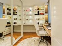Idias para o closet-home-office dos (meus) sonhos ...