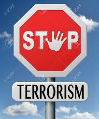 non permettere al terrore di passare