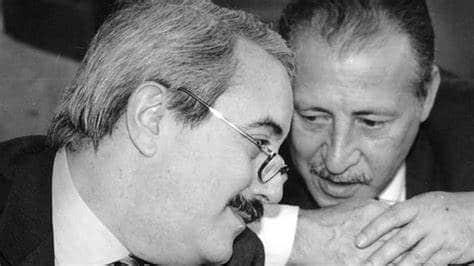 Falcone e Borsellino sempre due di Noi.