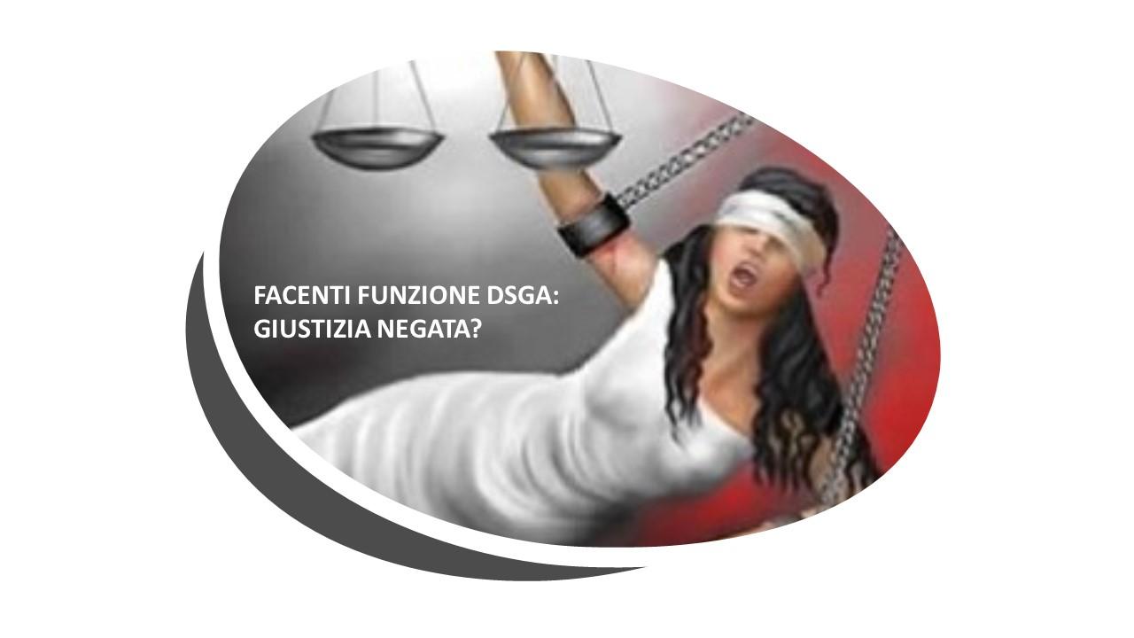 Finalmente il CSPI riconosce il ruolo dei DSGA facenti funzione!