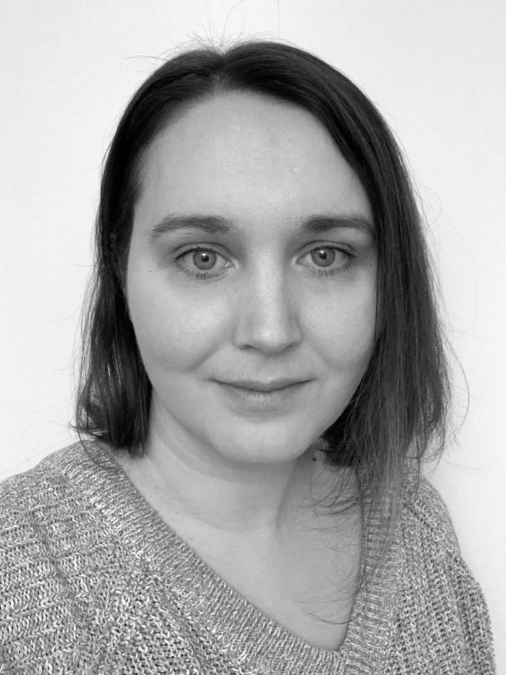 Julia Schyberg porträtt