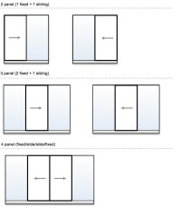 Sliding Glass Door: Sliding Glass Door Dimensions