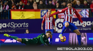 Atletico Madrid vs Real Betis