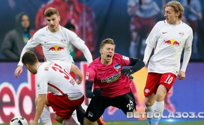 Hertha Berlin vs RB Leipzig