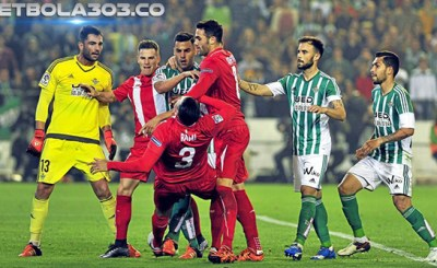 Real Betis vs Sevilla