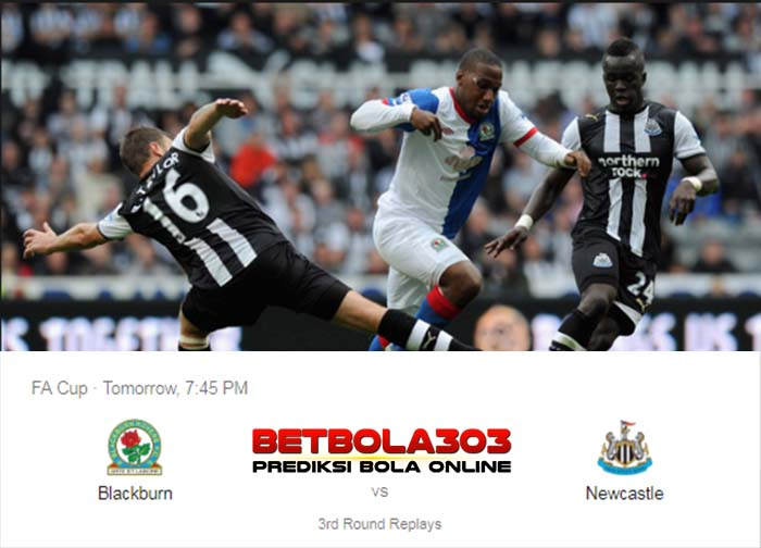 Blackburn vs Newcastle United Prediksi 16 januari 2018