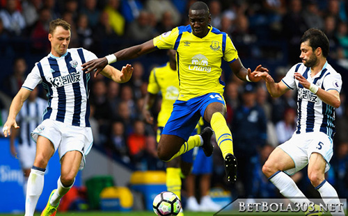 West Brom vs Everton