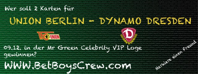 Union Berlin VIP Tickets