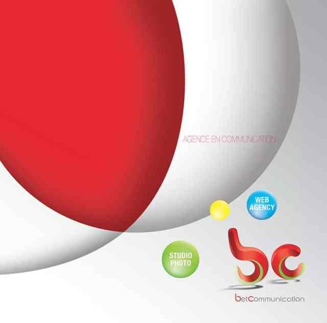 plaquette institutionnelle, présentation société betc communication, conception, création betc communication