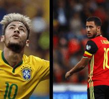 Παμε στοιχημα Βραζιλια - Βελγιο
