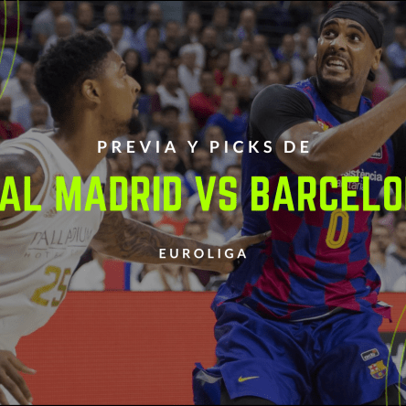 Euroliga: Real Madrid vs Barcelona