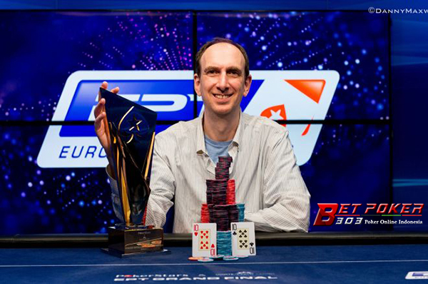 Erik Seidel, Top Poker Winner Kedua Di dunia Versi PokerNews.com