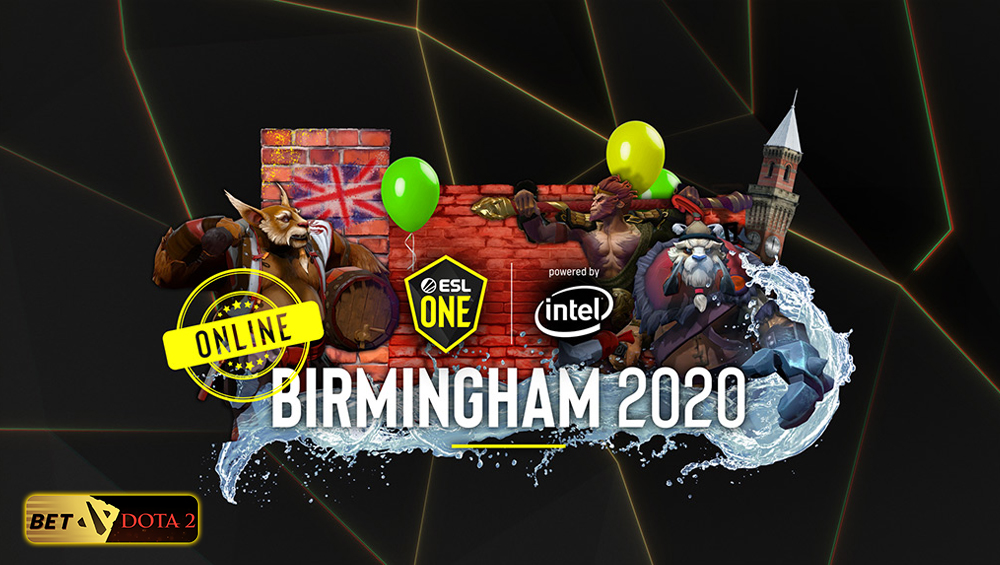ESL One Birmingham 2020: Regional Winners
