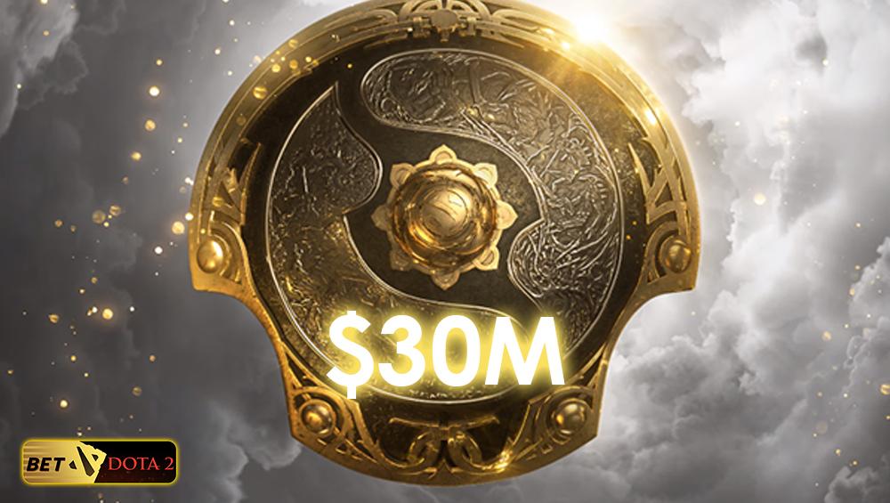 The International 10 Battle Pass Reaches $30M Mark