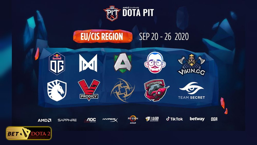 AMD Sapphire OGA Dota Pit EU/CIS Returns On September 20