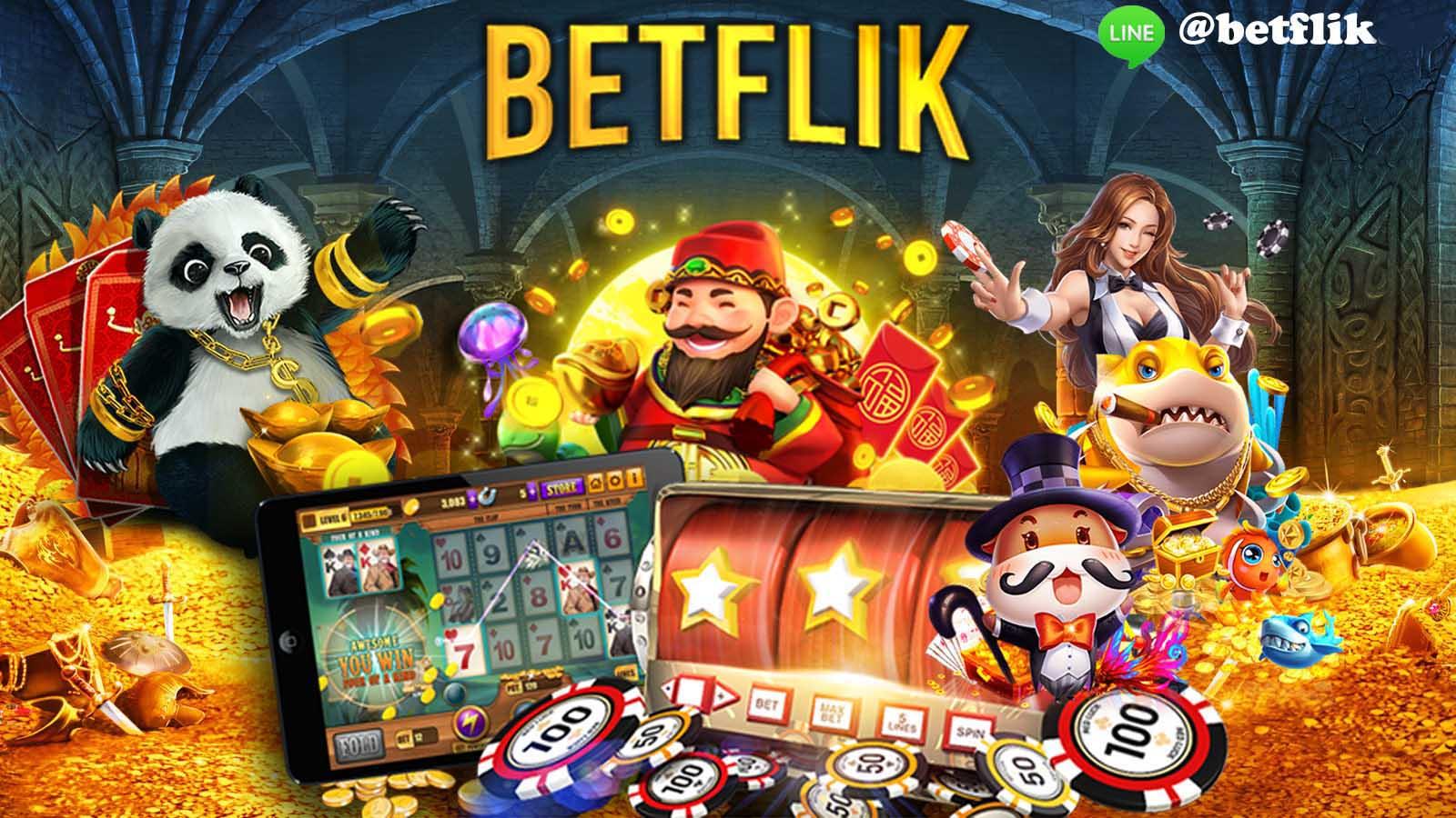 เพราะอะไร Betflik สล็อตบนมือถือถึงเป็นเกมที่ดีที่สุด