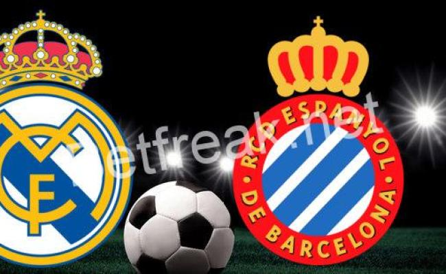 Real Madrid Vs Espanyol Prediction Preview Betting