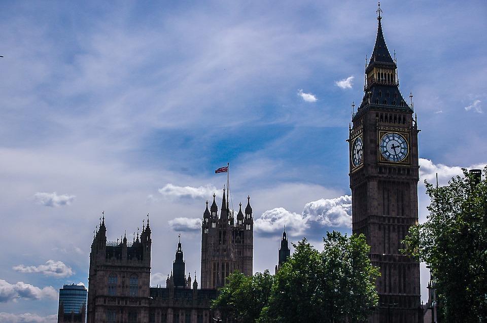 London Attraction Britain Tourism United Kingdom