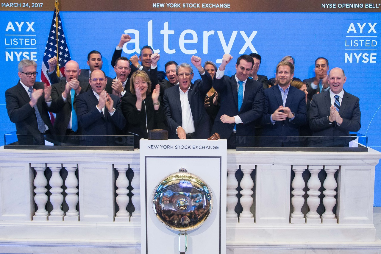 Alteryx Stock Price
