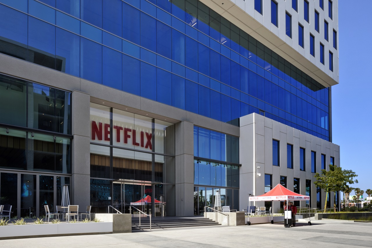 does netflix stock have long
