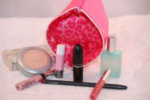 Face, Lip & Body Products in My Makeup Bag