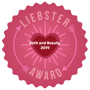 Liebster Blog Award 2014
