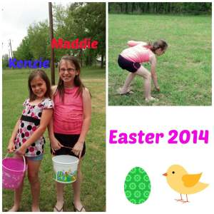 Maddie and Kenzie Easter 2014 (1)