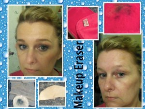 Beth and Beauty's Makeup Eraser Review Collage 1