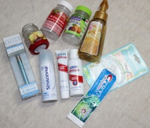 Beth and Beauty's May Empties 1