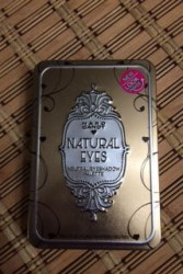 Hard Candy Natural Eye Palette Tin Cover